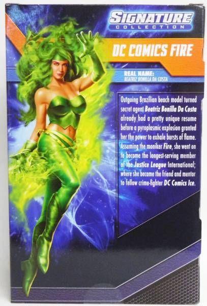 DC Universe - Signature Collection - Fire