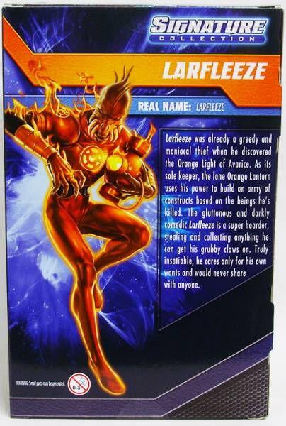 DC Universe - Signature Collection - Larfleeze