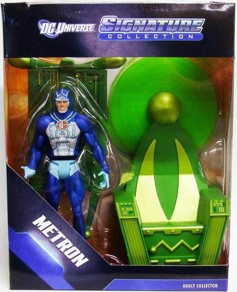 DC Universe - Signature Collection - Metron