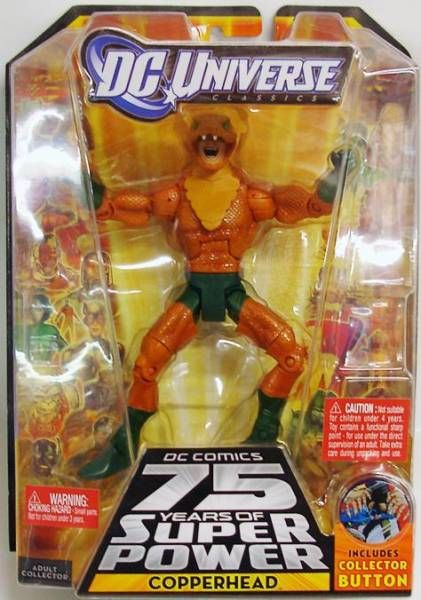 DC Universe - Wave 12 - Copperhead