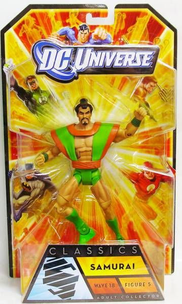 DC Universe - Wave 18 - Samurai