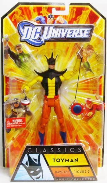 DC Universe - Wave 18 - Toyman