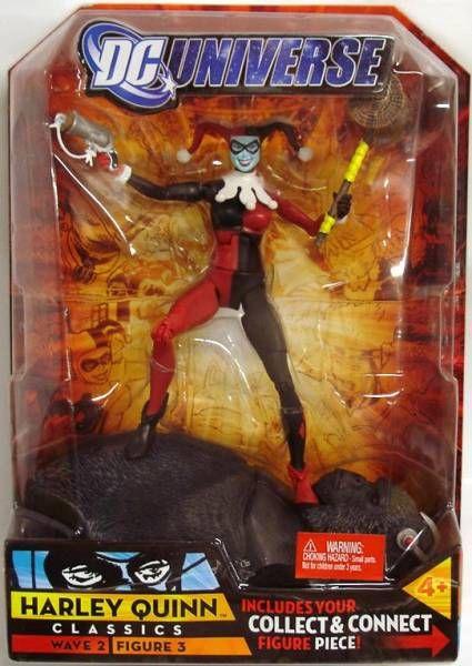 DC Universe - Wave 2 - Harley Quinn