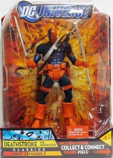 DC Universe - Wave 3 - Deathstroke the Terminator