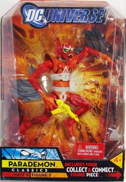 DC Universe - Wave 8 - Parademon ''Super Powers''