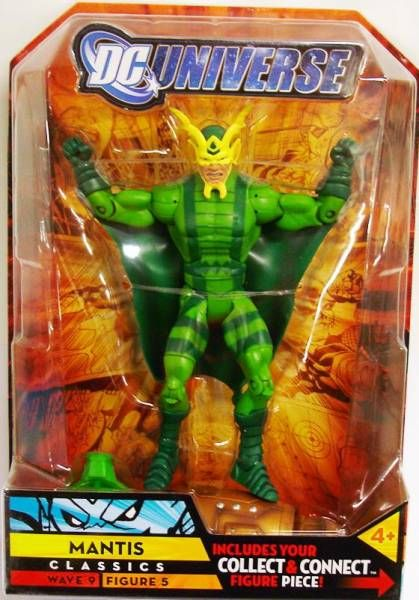 DC Universe - Wave 9 - Mantis