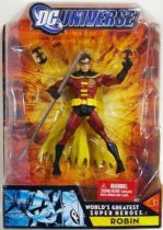 DC Universe - World\'s Greatest Super Heroes - Robin