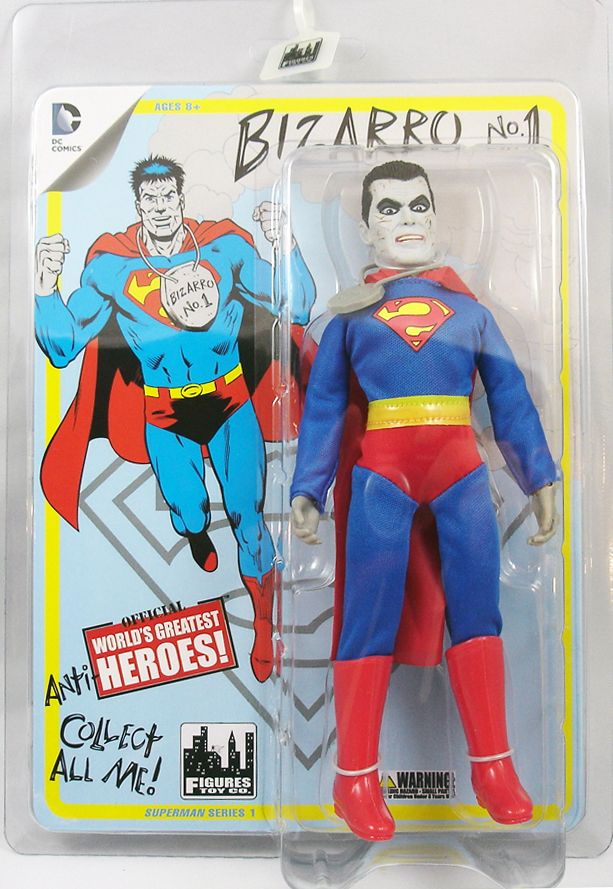 DC World\'s Greatest Heroes - Bizarro