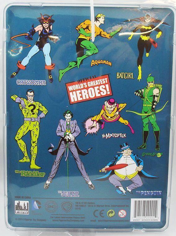 DC World\'s Greatest Heroes - Wonder Woman (1)