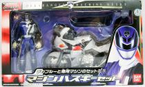 Dekaranger - Deka Blue Machine Husky - Bandai