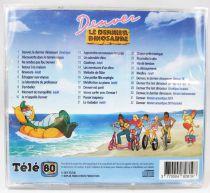 Denver le Dernier Dinosaure - CD audio Télé 80 - Bande originale remasterisée