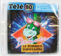 Denver the Last Dinosaur - Compact Disc - Original TV series soundtrack