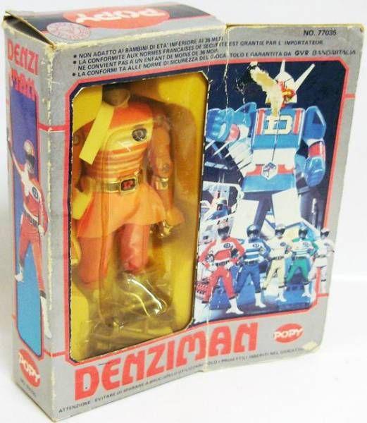 Denziman - Denzi Pink - Popy