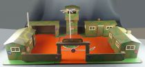Depreux - Modern Army  - Large 6th Paratroopers Regiment HQ Army Barracks Playset
