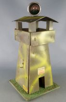 Depreux - WW2 Modern Army  - Watching Tower with projector