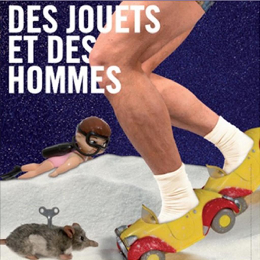 Des jouets et des hommes : Exposition Paris Grand Palais 2011