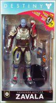 Destiny 2 - McFarlane Toys - Vanguard Mentor Zavala - Figurine articulée 17cm