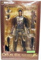 Deus Ex : Human Revolution - Adam Jensen - Figurine Play Arts Kai - Square Enix