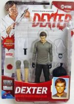 Dexter : Blood Spatter Expert / Serial Killer - Bif Bang Pow!
