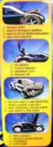 Diabolik (Saban): D-Sport - 12\'\' Vehicle - Giochi Preziosi