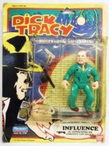 Dick Tracy - Figurine Playmates - Influence