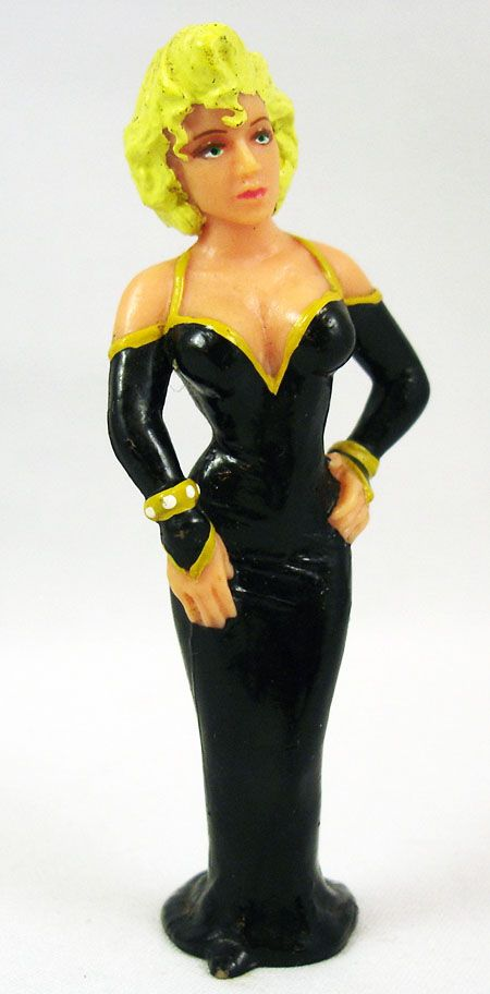 Dick Tracy - Figurine PVC Applause - Breathless Mahoney (Madonna)