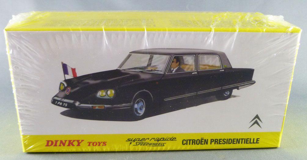 Dinky Toys Atlas Black Presidential Citroën DS Mint in Box