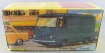 Dinky Toys Atlas Blue Peugeot J7 Van Allo Fret Mint in Box