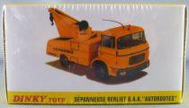 Dinky Toys Atlas Orange Berliet Gak Highways Tow Truck Mint in Box