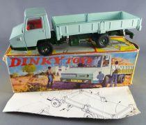 373 Dinky Toys 569 Berliet Stradair Plateau Truck LKW Kipper
