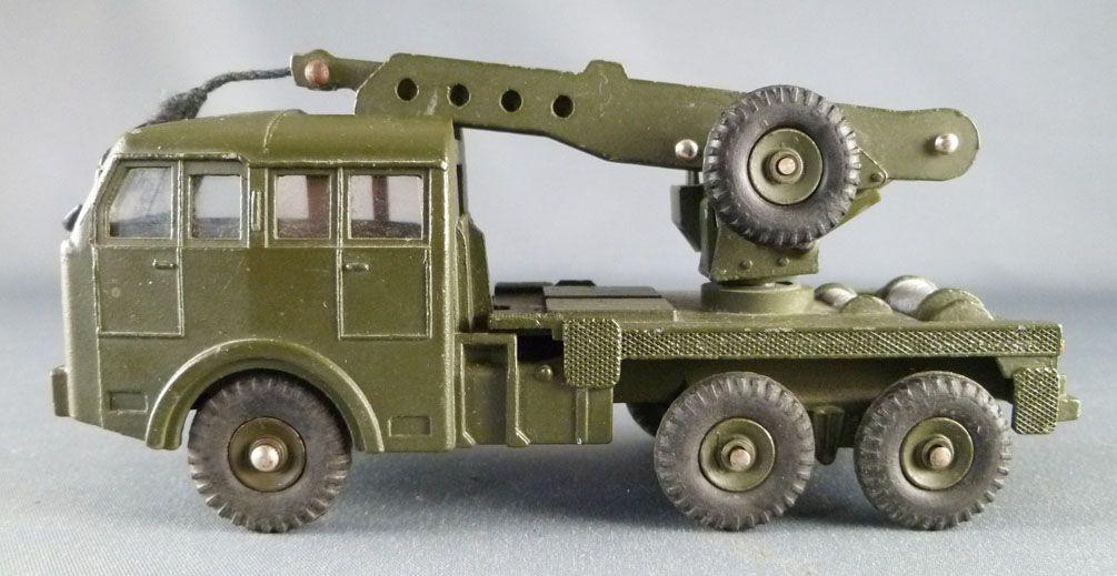 Dinky toys boîte repro 826 berliet militaire de dépannage