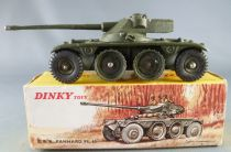 Dinky Toys France 827 Militaire E.B.R. Panhard FL 10 en Boite