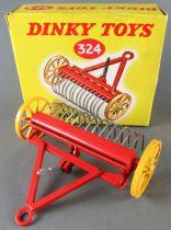 Dinky Toys GB 324 Râteau à Foin pour Tracteur Agricole Neuf Boite 3