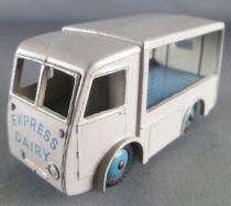 Dinky Toys GB 490 30V NCB Electric Van Express Dairy Gris 100% d\'origine 1/43