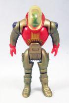 "Dino Riders - Action-Figure - Krulos \""gold\"" (loose)"