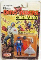 Dino Riders - Commando Glyde - Ideal
