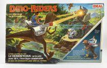 Dino-Riders - Deinonychus avec Sky - Ideal France