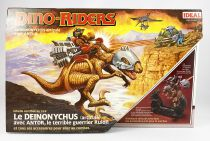 Dino-Riders - Deinonychus with Antor - Ideal France
