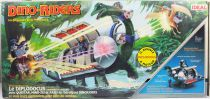 Dino Riders - Diplodocus with Questar, Mind-Zei & Aries - Ideal France