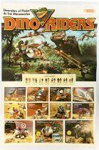 Dino Riders - Poster/Catalogue Promotionnel  - Comansi Espagne