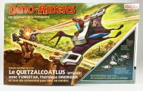 Dino-Riders - Quetzalcoatlus with Yungstar - Ideal France