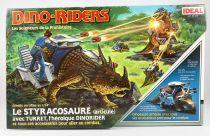Dino-Riders - Styracosaure avec Turret - Ideal France