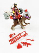 Dino Riders - Tyco - Deinonychus with Antor (loose)
