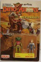 Dino Riders Series 1- Fang & Mercury - Ideal