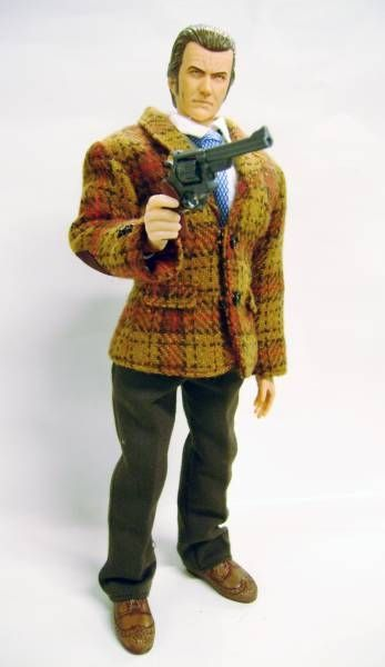 Dirty Harry (1971) - Clint Eastwood as Insp. Harry Callahan - Yamato (japan) 1998