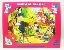 Disney (Family portrait) - Fernand Nathan Educational Game (Puzzle)