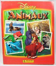 Disney Animals - Panini Stickers collector book 2000