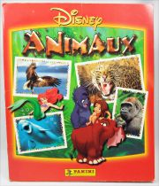 Disney Animaux - Album Collecteur de vignettes Panini 2000