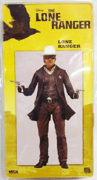 Disney\'s The Lone Ranger - Lone Ranger - NECA