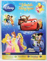 Disney Un Monde Magique - Album Collecteur de vignettes Panini 2011